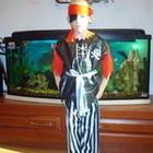 карнавальный костюм пирата 100 гр. на 5-7 лет