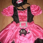 карнавальный костюм ведьмочки-кошечки