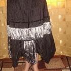 Новая нарядная длинная юбка