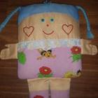 Детская подушка-игрушка