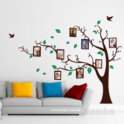 Наклейки на стены детской комнаты фото №1