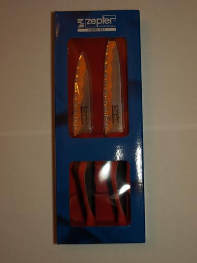 подарочные ножи Zepter (LZ-112-SET)