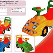 Каталка-автомобиль Эко-мобиль новый 1196