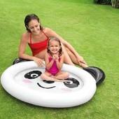 Бассейн панда 117*89*14 см, для детей 1-3 года, 59407