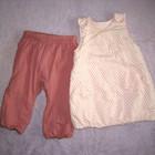 Cтильный утеплённый костюм Mothercare на 3-6 мес.(б/у)