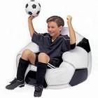 Надувное кресло - футбольный и баскетбольный мяч