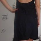 Льняное платье с открытой спиной JUNKERS