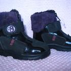 Ботинки Bobbi Shoes, деми, утеплённые, р.21, по ст. 13,5см. НОВЫЕ.