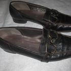 кожаные туфли Gabor, 37 р-р, оригинал!