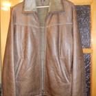 Продам натуральную мужскую дубленку, производство Турция(фабричная)размер 48