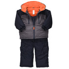 Зимний костюм Carters куртка полукомбинезон, р.2T