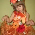 Новогодний карнавальный детский костюм Осени. Только прокат