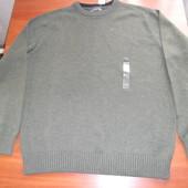 очень теплый и мягкий свитер, новый из Америки