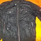 Куртка утепленная на осень весну 44-46