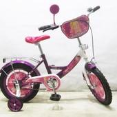 Велосипед  Балеринка 14