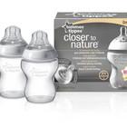 Бутылочка для кормления CTN 260 мл (2 шт.), новые