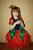 Новогодний карнавальный костюм Роза, Троянда, Цветочек, Цветок, Квіточка. Фотография №2