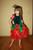 Новогодний карнавальный костюм Роза, Троянда, Цветочек, Цветок, Квіточка. Фотография №5
