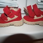 Детские ботинки 18 р. 11, 5см стелька. Новые. кожа Италия