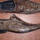 Туфли мужские, размер 41 (на ногу 26,5 см)