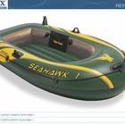 Надувная одноместная лодка SeaHawk 100, Intex 68345 Интекс