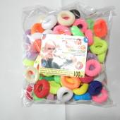 Резинки разноцветные большими упаковками много разных
