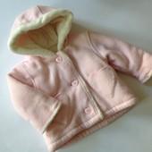 Красивая теплая курточка