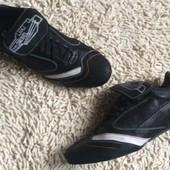 кроссовки черные мужские Disel
