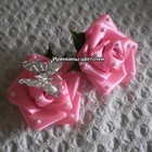 Резинки розы