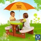 В наличии Наборы для пикника с зонтиком Smoby