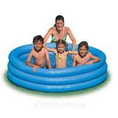 Детский надувной бассейн Кристалл Intex 58426 147х33 см