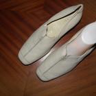 стильные кожаные туфли ф. Hassia р. 39,5