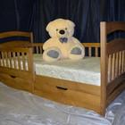 Детская кровать Карина из бука или дуба.