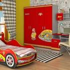 Кровать-машинка Sport
