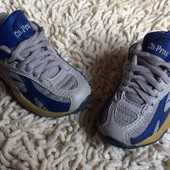 кроссовочки La Pros для маленького модника 13см стелька