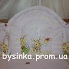 Бортики высокие -40 см в кроватку 120*60 см новорожденного