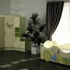 Кровать- машинка Princess для девочек