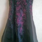 Нарядное платье на 7-8 лет 128см.