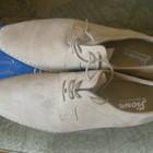 Кожанные туфли  Sioux