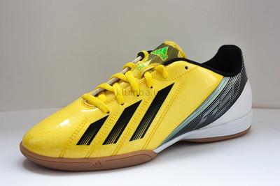 ed82730b 235 мм adidas f10 футзалки детские бутсы для зала обувь для футбола детская  артикул g65333 фото