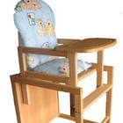 Новый стульчик для кормления Граб, трансформеры 300 грн