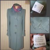 Стильное элегантное пальто (фабричное пр-во, Украина) р.46