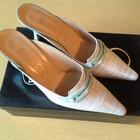Новые кожаные туфли. Италия 350грн. 37 размер