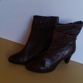 Кожанные деми ботинки 5 Avenu