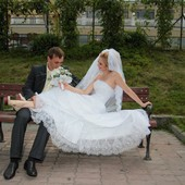 Не пропустите!!!!Свадебное платье  «AliceFashion»,42-44р.р.