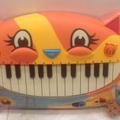 Музыкальная игрушка – Котофон (звук) баттат