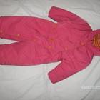 Продам осенне-зимний комбинезон для девочки 7-14 месяцев.