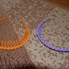 фиолетовый ободк