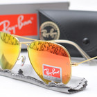 Очки Ray Ban RB 3025 Aviator комплект, стекло!!