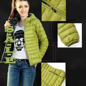 Женская демисезонная куртка !Отличное качество!